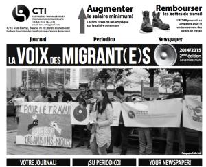 La voie des migrants